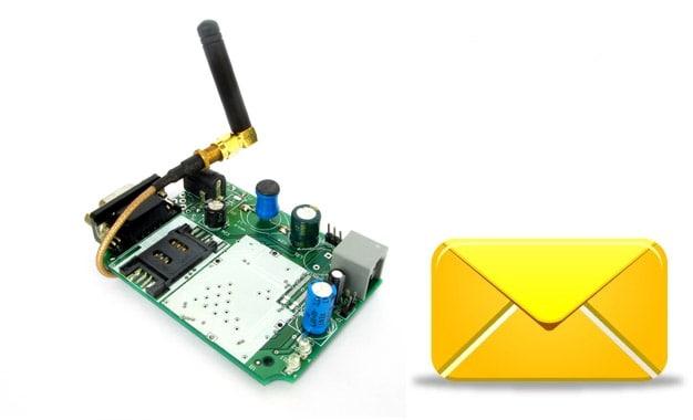 روش ارسال و دریافت پیامک با مودم GSM
