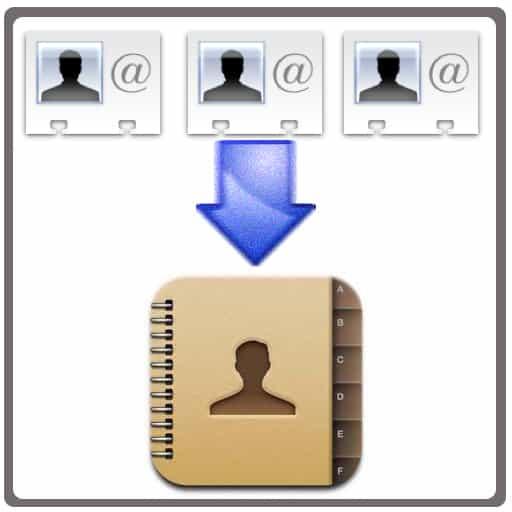 کارت ویزیت الکترونیکی (vCard) و تقویم الکترونیکی (vCalendar)