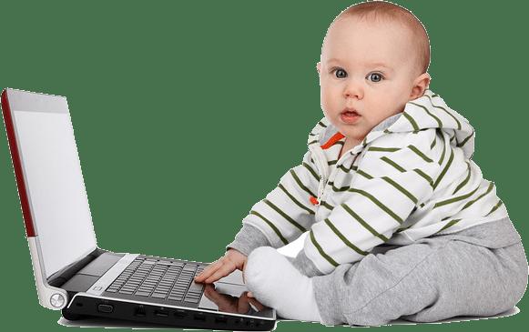 کودک و اینترنت – چطور بچه را با اینترنت سرگرم کنیم