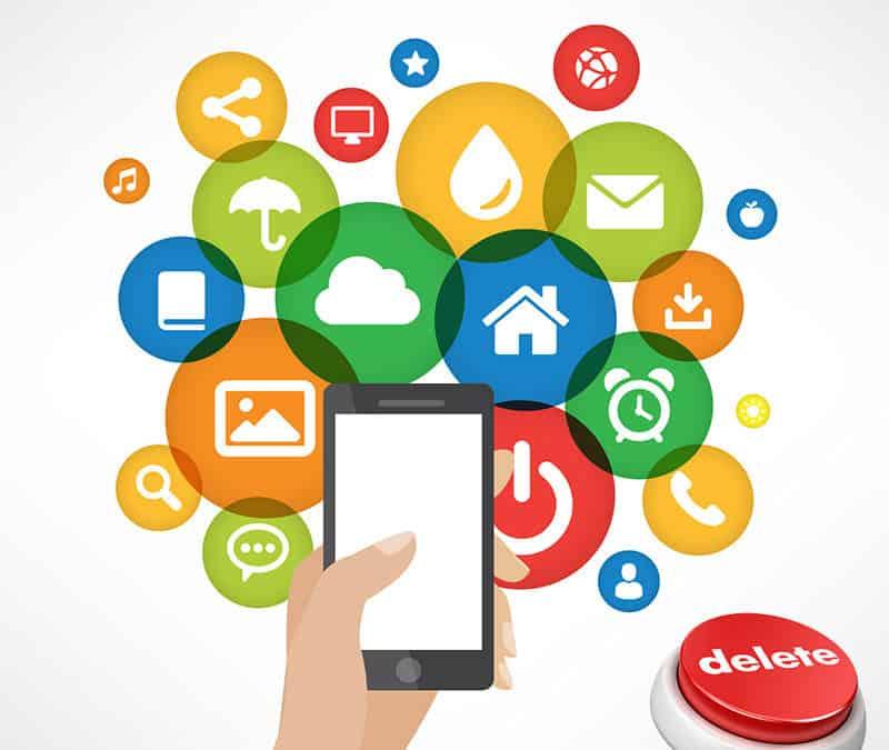 حذف اکانت (دیلیت اکانت) ایمیل و شبکههای اجتماعی و اپلیکیشنهای موبایل