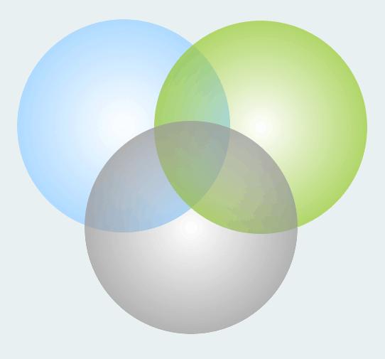 ترسیم نمودار ون با ویزیو ی میکروسافت آفیس ۲۰۱۳